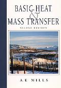 Basic Heat and Mass Transfer