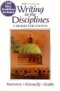 Writing in the Disciplines-mla Updated