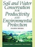 Soil and Water Conservation Productivity and Environmental Protection