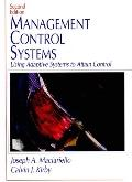 Management Control Systems Using Adaptive Systems to Attain Control