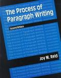 Process of Paragraph Writing