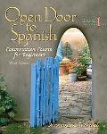 Open Door to Spanish A Conversation Course for Beginners  Level 1