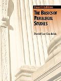 Basics of Paralegal Studies