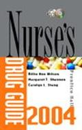 Prentice Hall Nurse's Drug Guide 2004
