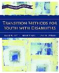 Transition Methods for Youth with Disabilties