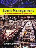 Event Management For Tourism, Cultural, Business, And Sporting Events