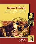 Critical Thinking Tools for Taking Charge of Your learning and Your Life