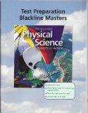 Physical Science: Standardized Test Prep Blackline Masters