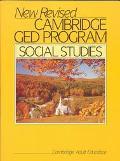 New Revised Cambridge Ged Program Social Studies