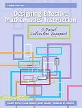 Designing Effective Math Instruction A Direct Instruction Approach