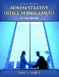 Administrative Office Management (8th Edition)