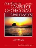 New Rev.cambridge Ged Program:math.