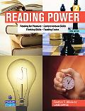 Reading Power Reading For Pleasure, Comprehension Skills, Thinking Skills, Reading Faster