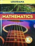 Prentice Hall Mathematics Course 3 La edition