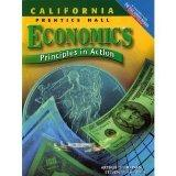Economics: Principles in Action, California Edition