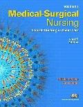 Medical Surgical Nursing Volumes 1 & 2 Value Pack (includes Student Study Guide for Medical-...