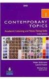 Contemporary Topics 1: Academic Listening and Note-Taking Skills Intermediate