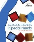 Assessing Learners with Special Needs: An Applied Approach (7th Editi