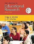 Introduction to Educational Research (with MyEducationLab) (7th Edition)