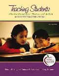 Teaching Students Who are Exceptional, Diverse, and at Risk in the General Education Classro...