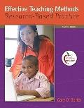 Effective Teaching Methods: Research-Based Practice (with MyEducationLab) (7th Edition)