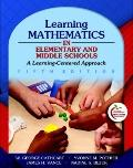 Learning Mathematics in Elementary and Middle Schools: A Learner-Centered Approach (with MyE...