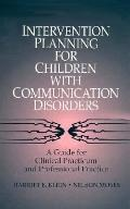 Intervention Plan.f/children..disorders