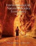 Environmental Natural Resources Economic
