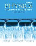 Physics for Scientist