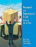 Managerial and Organizational Reality