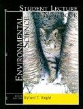 Student Lecture Notebook Environmental Science