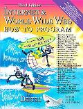 Internet & World Wide Web How to Program