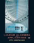 Linear Algebra with Applications (3rd Edition)