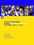 Keys To Success Building Successful Intelligence For College, Career, And Life