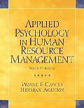 Applied Psychology In Human Resource