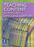 Teaching Content To English Language Learners Strategies for Secondary School Success