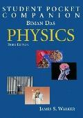 Physics: Student Pocket Companion - Walker - Hardcover