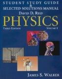 Student Study Guide and Selected Solutions Manual, Volume 1