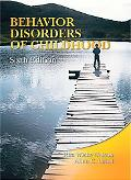 Behavior Disorders of Childhood (6th Edition)