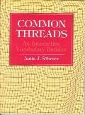 Common Threads: An Interactive Vocabulary Builder