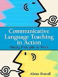 Principles of Communicative Language Teaching in Action
