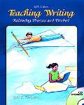 Teaching Writing Balancing Process and Product