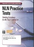 Nln Rn Pediatric Nursing Online Test Access Code Card