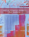Applied Behavior Analysis for Teac