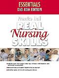 Prentice Hall Real Nursing Skills Essentials Dvd-rom