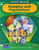 PRENTICE HALL CONNECTED MATHEMATICS SAMPLES AND POPULATIONS STUDENT     EDITION (SOFTCOVER) ...