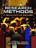 Research Methods A Qualitative Reader