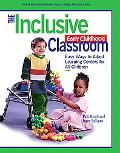 'inclusive Early Childhood Classroom Easy Ways To Adapt Learning Centers For All
