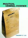 Practical Criminal Evidence