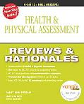 Assessment Reviews and Rationales